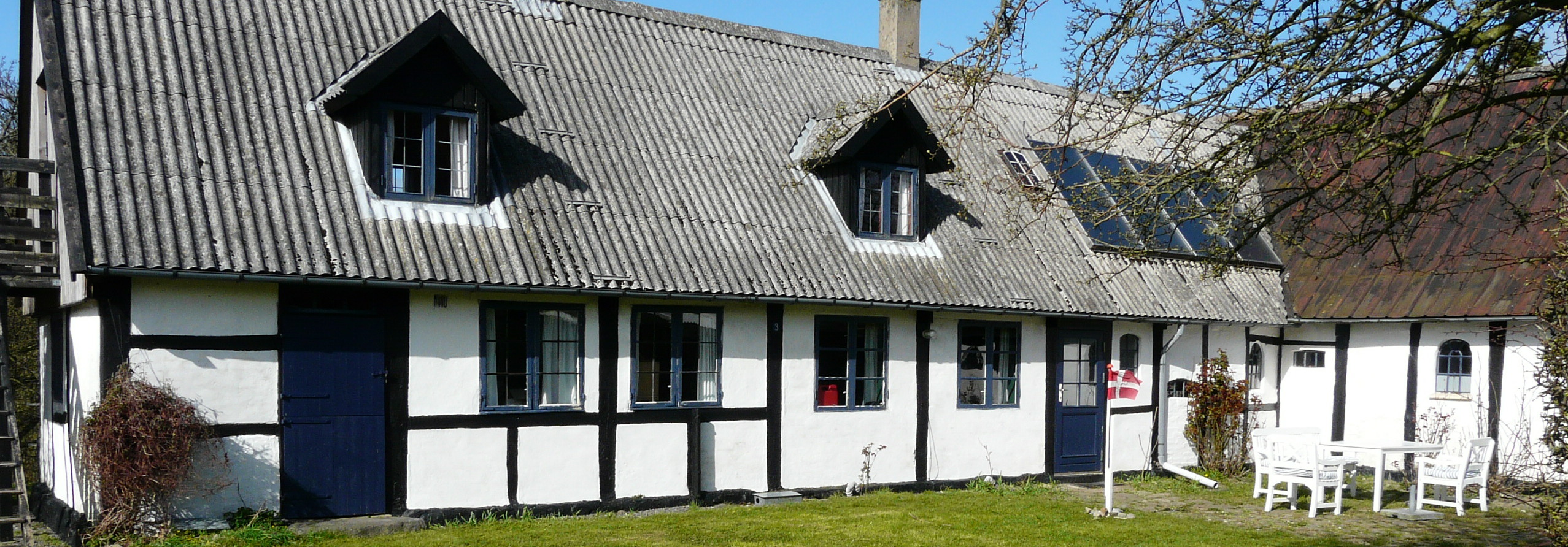 The Stavehøl guesthouse